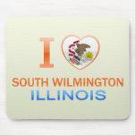 Amo Wilmington del sur, IL Tapetes De Raton