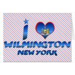 Amo Wilmington, Nueva York Felicitaciones