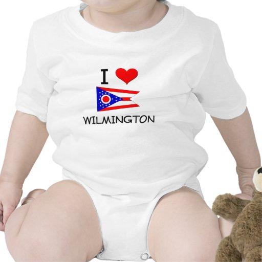 Amo Wilmington Ohio Camiseta
