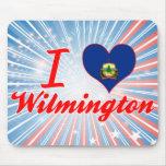 Amo Wilmington, Vermont Tapetes De Ratones