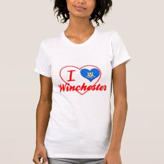 Amo Winchester, Connecticut Camisetas