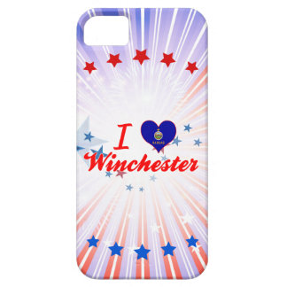 Amo Winchester Kansas iPhone 5 Protector