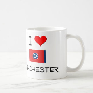 Amo Winchester Tennessee Taza Clásica