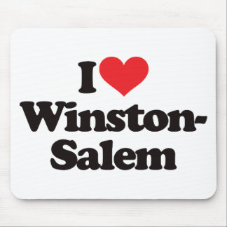 Amo Winston-Salem Mouse Pads