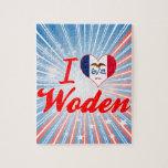 Amo Woden, Iowa Rompecabezas