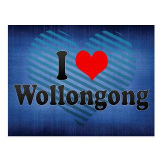 Amo Wollongong, Australia Postales
