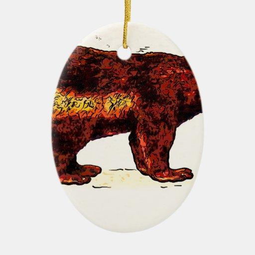Amo Wolverine Ornaments Para Arbol De Navidad