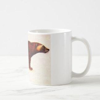 Amo Wolverine Taza De Café
