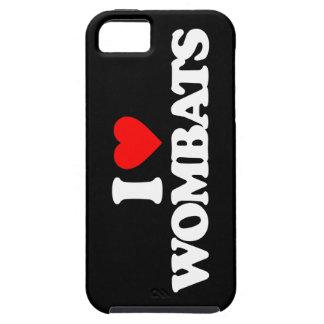 AMO WOMBATS iPhone 5 Case-Mate FUNDA