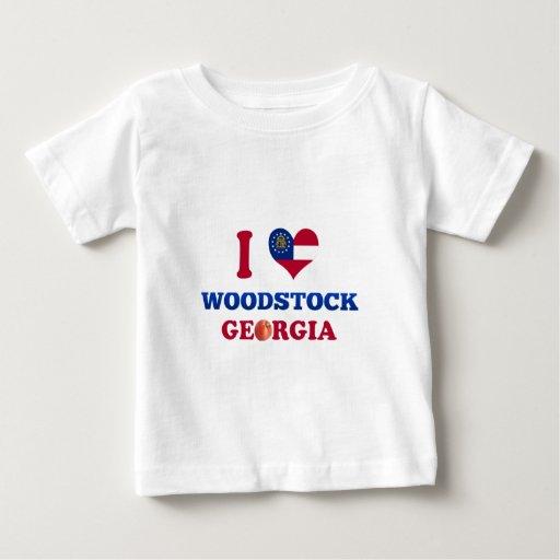 Amo Woodstock, Georgia T-shirt