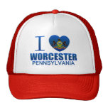 Amo Worcester, PA Gorra