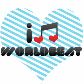 Amo Worldbeat Esculturas Fotográficas