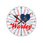 Amo Worley, Idaho Reloj