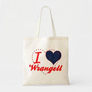 Amo Wrangell, Alaska Bolsa De Mano