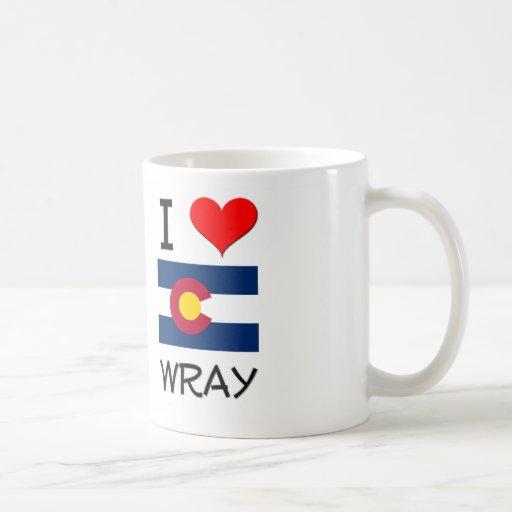 Amo WRAY Colorado Taza De Café