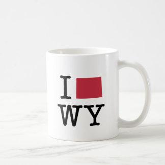 Amo Wyoming Taza Clásica