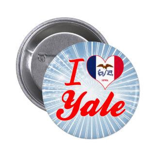 Amo Yale, Iowa Pins