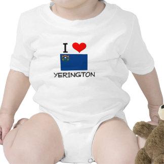 Amo Yerington Nevada Trajes De Bebé