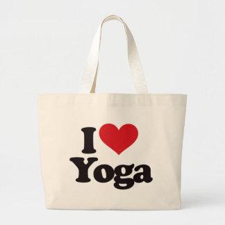 Amo yoga bolsa de mano