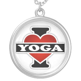 Amo yoga colgante redondo