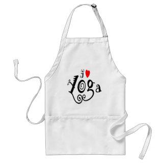 Amo yoga delantal
