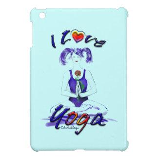 Amo yoga/la actitud de Lotus iPad Mini Cobertura