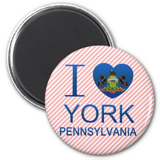 Amo York, PA Imanes