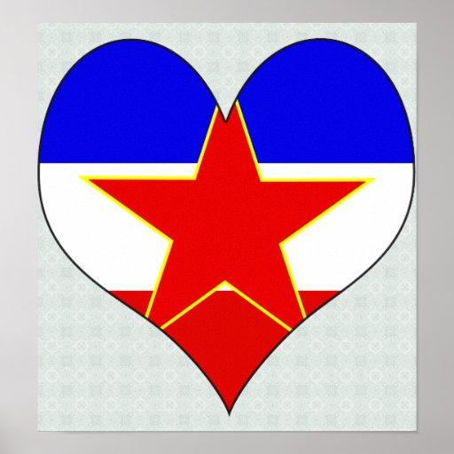 Amo Yugoslavia Posters