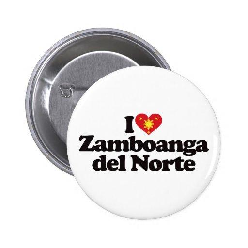 Amo Zamboanga del Norte Pins