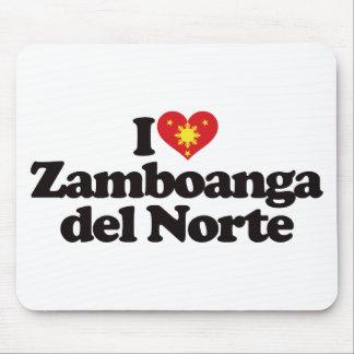 Amo Zamboanga del Norte Tapetes De Ratones