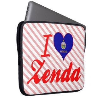 Amo Zenda Kansas Fundas Ordendadores