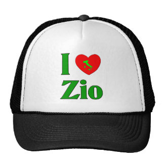 Amo Zio (el tío italiano) Gorros
