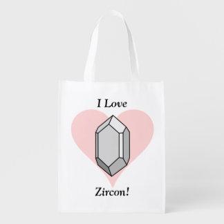 ¡Amo Zircon! Bolsas Para La Compra