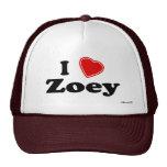 Amo Zoey Gorra