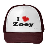 Amo Zoey Gorros