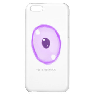 Amoeba Critter Pink iPhone 5C Cases