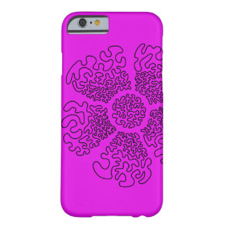 Amoeba Flower Phone Cover
