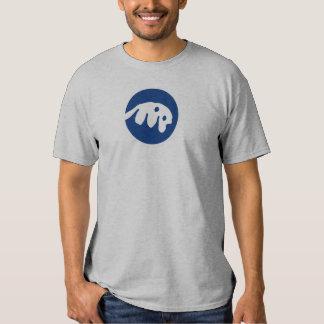 Amoeba Power, blue T Shirt