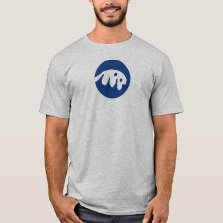 Amoeba Power, blue T-Shirt