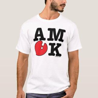 AMOK shirt