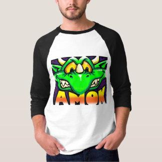 AMOKArts presents New Creaturez T-Shirt