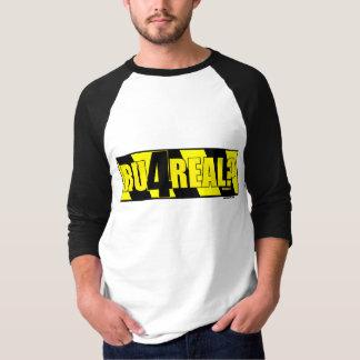 AMOKArts  Presents RU4REAL? T-Shirt