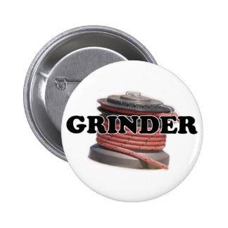 Amoladora de las trituradoras pin redondo 5 cm