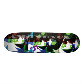 Amoneyca Skateboard