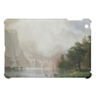Among the Sierra Nevada Mountains, California iPad Mini Cases