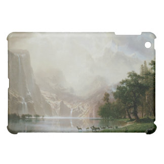 Among the Sierra Nevada Mountains, California iPad Mini Cover