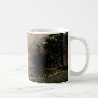 Among the Sierra Nevada Mountains Coffee Mug
