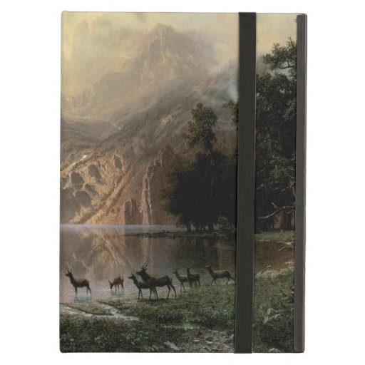 Among the Sierra Nevada Mountains iPad Air Cases