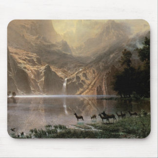 Among the Sierra Nevada Mountains Mouse Pad
