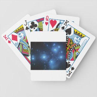 AMONG THE STARS BICYCLE CARD DECKS